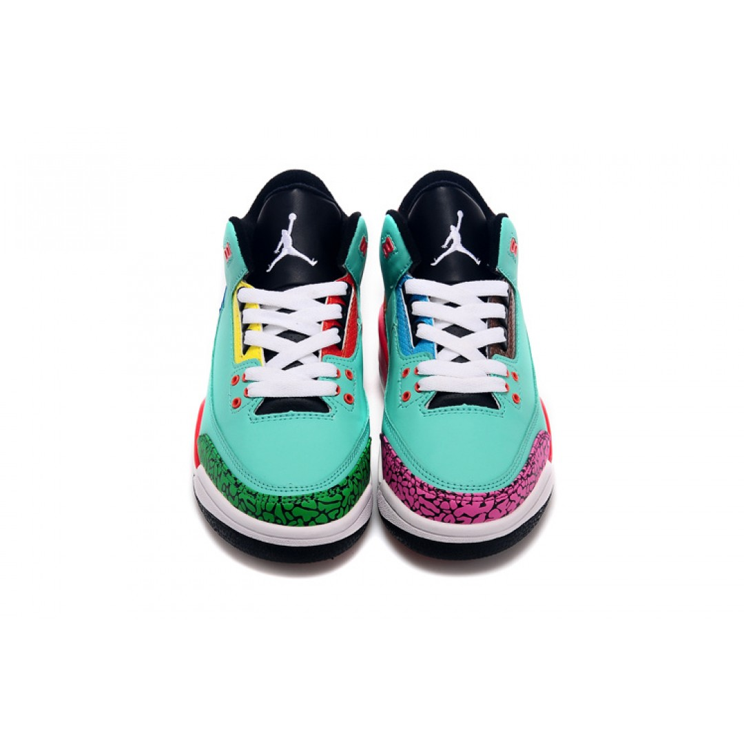 Womens Air Jordan 3 bel air